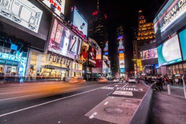 ニューヨークでホテルに迷ったらここ。タイムズスクエアを独占できる穴場